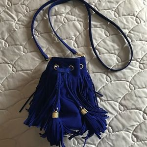 Lilly Pulitzer Sunset Safari Fringe Crossbody